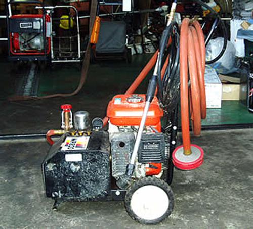 高圧洗浄機 WP200
