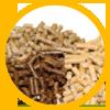 木質ペレット燃料
